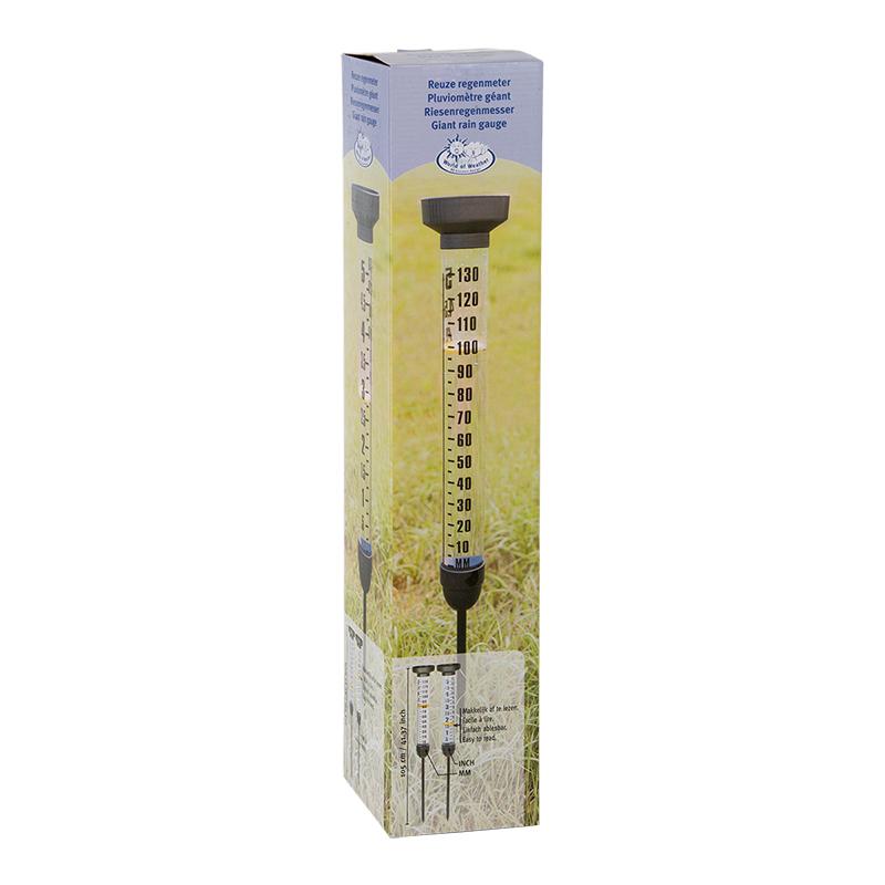 Leszúrható csapadékmérő