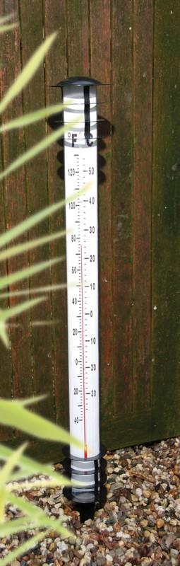 Leszúrható kerti hőmérő