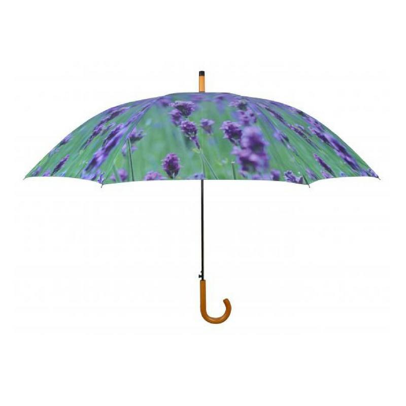 Levendulás esernyő