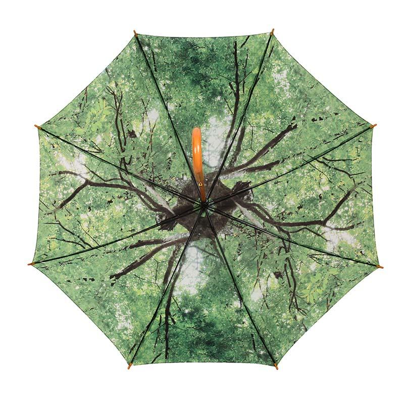 Lomb mintás esernyő