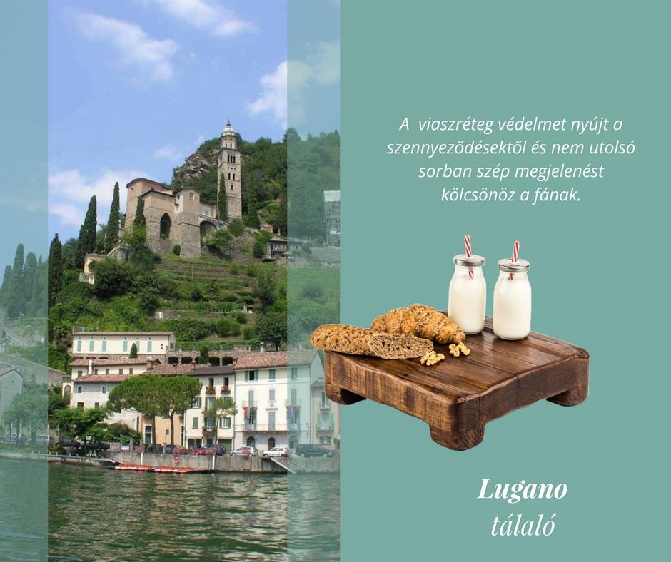 'Lugano' Tálaló