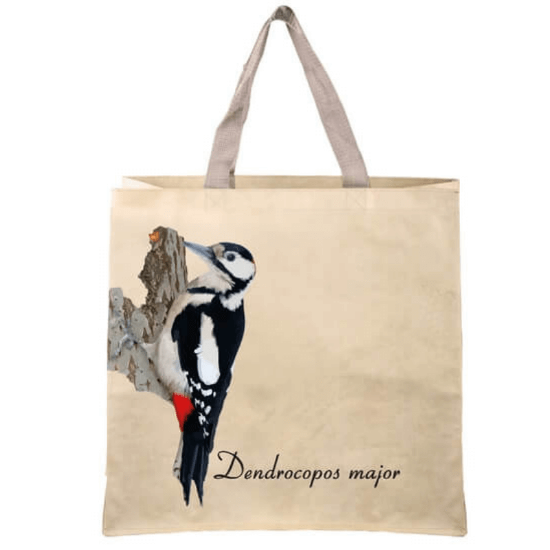 Madaras bevásárló táska
