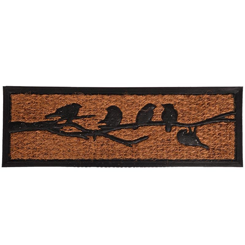 Madaras lábtörlő, 75 x 25 cm