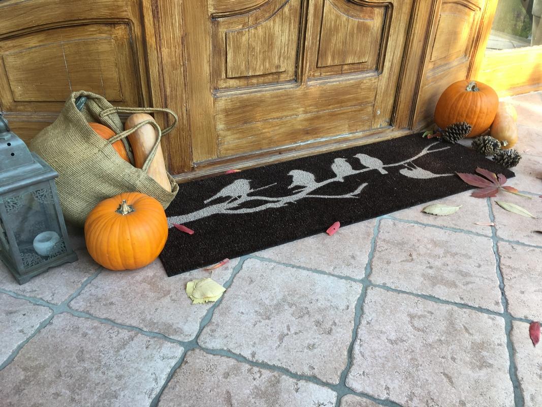 Madaras lábtörlő 120 X 40 cm