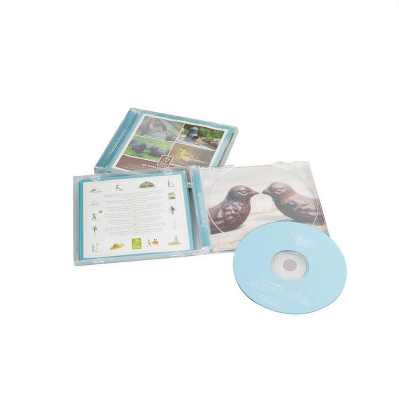 Madárének CD