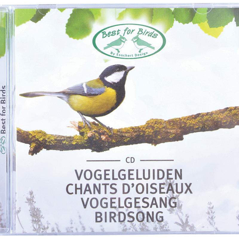 Madárhangok CD