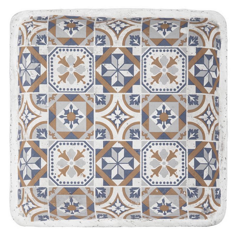 Mediterrán mozaikos madáritató