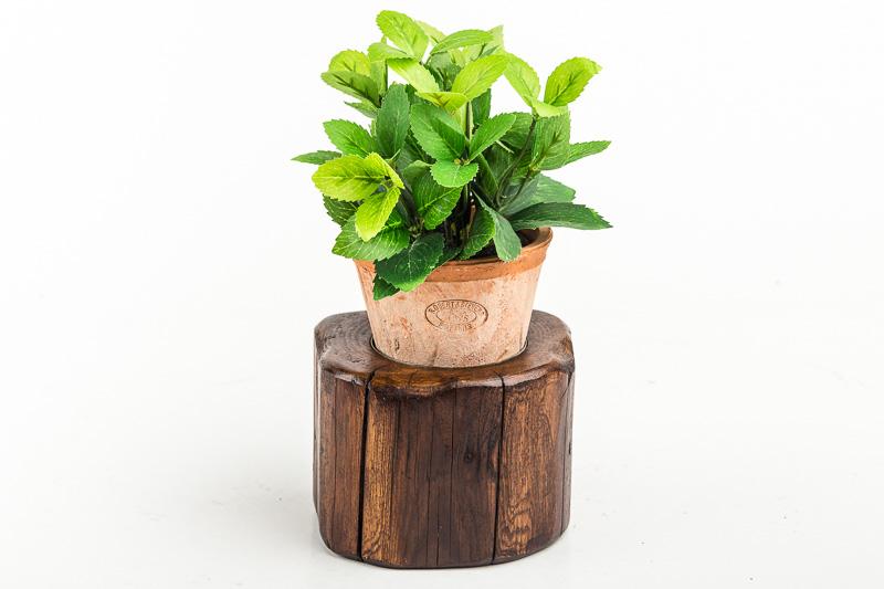 Menta műnövény dekoráció