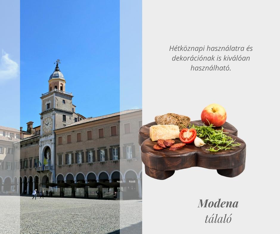 'Modena' Tálaló