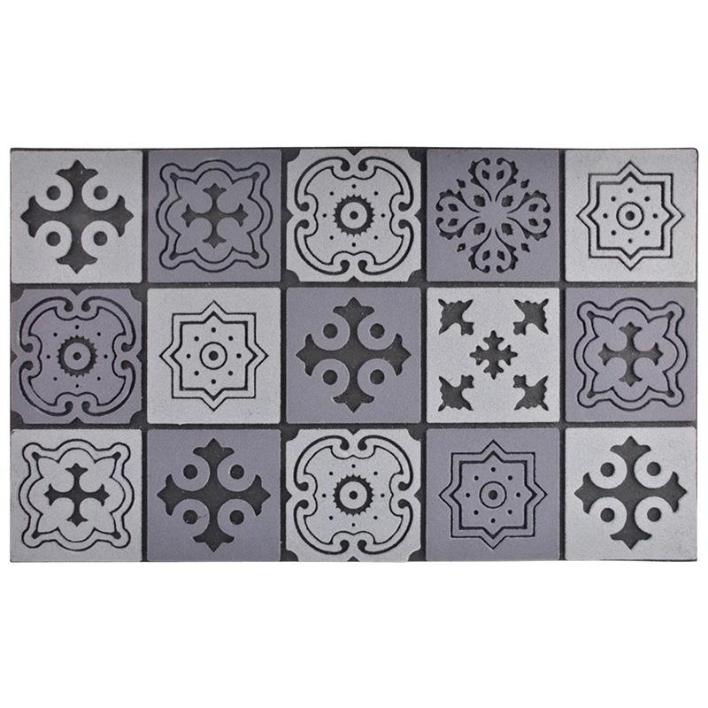 Mozaik mintás lábtörlő 75 x 45 cm