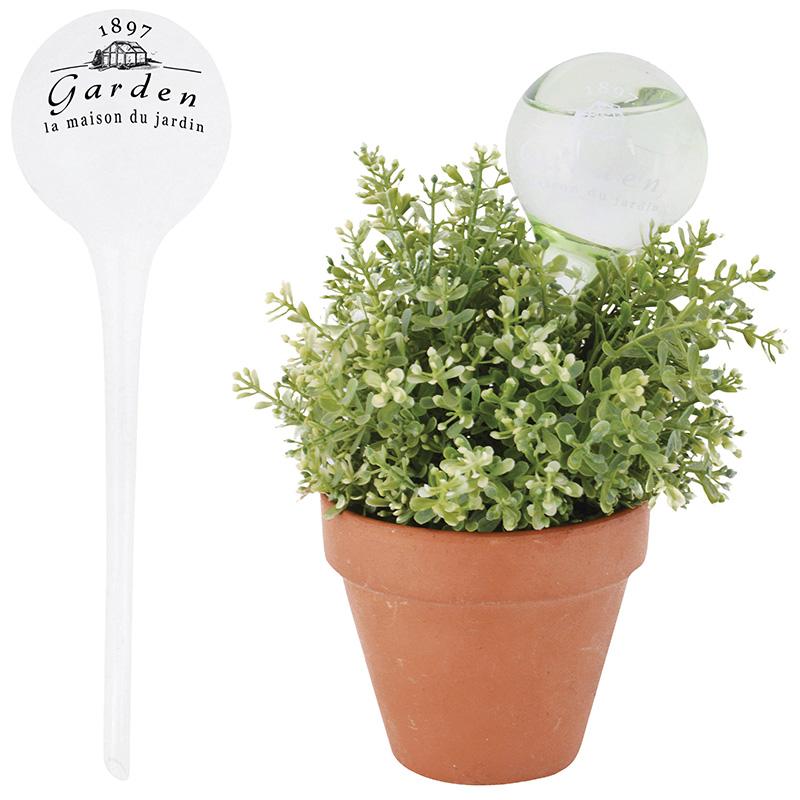 Növény locsoló, leszúrható