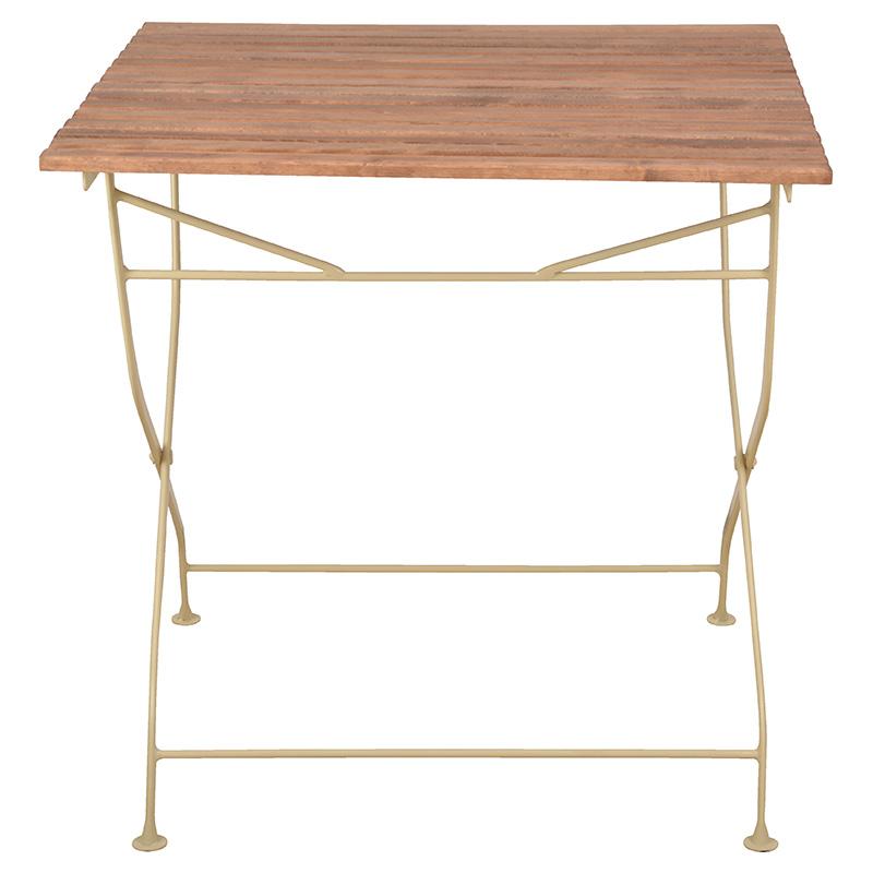 Összecsukható asztal