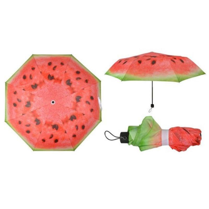 Összecsukható gyümölcsös esernyő