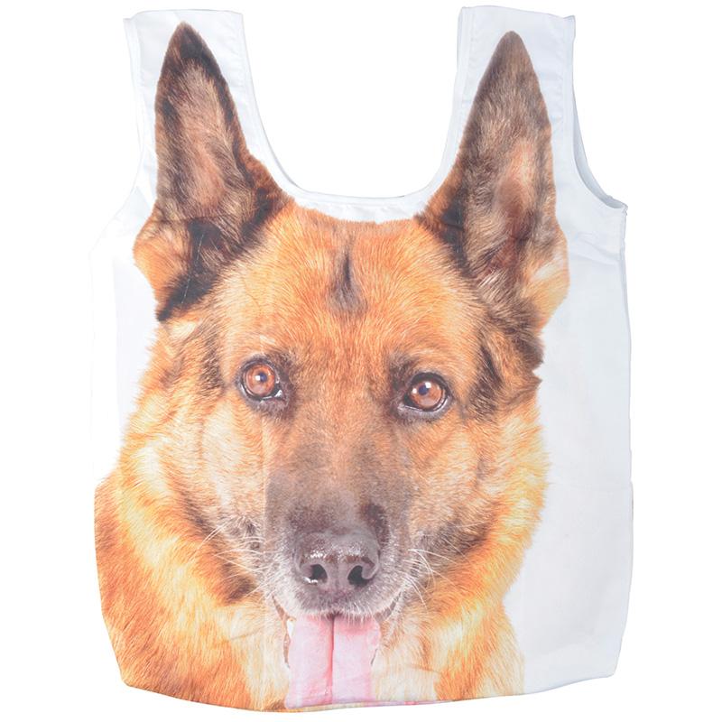 Összehajtható kutyás táska