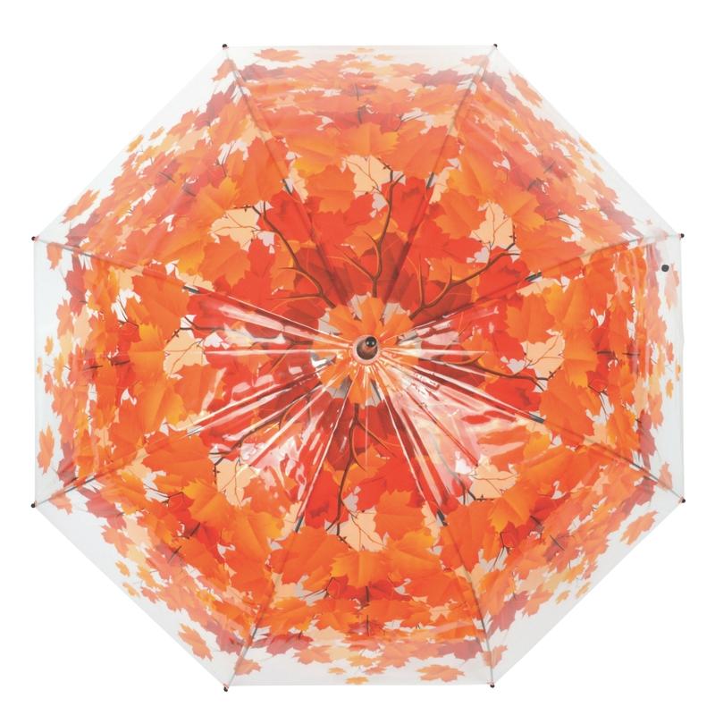 Őszi leveles esernyő
