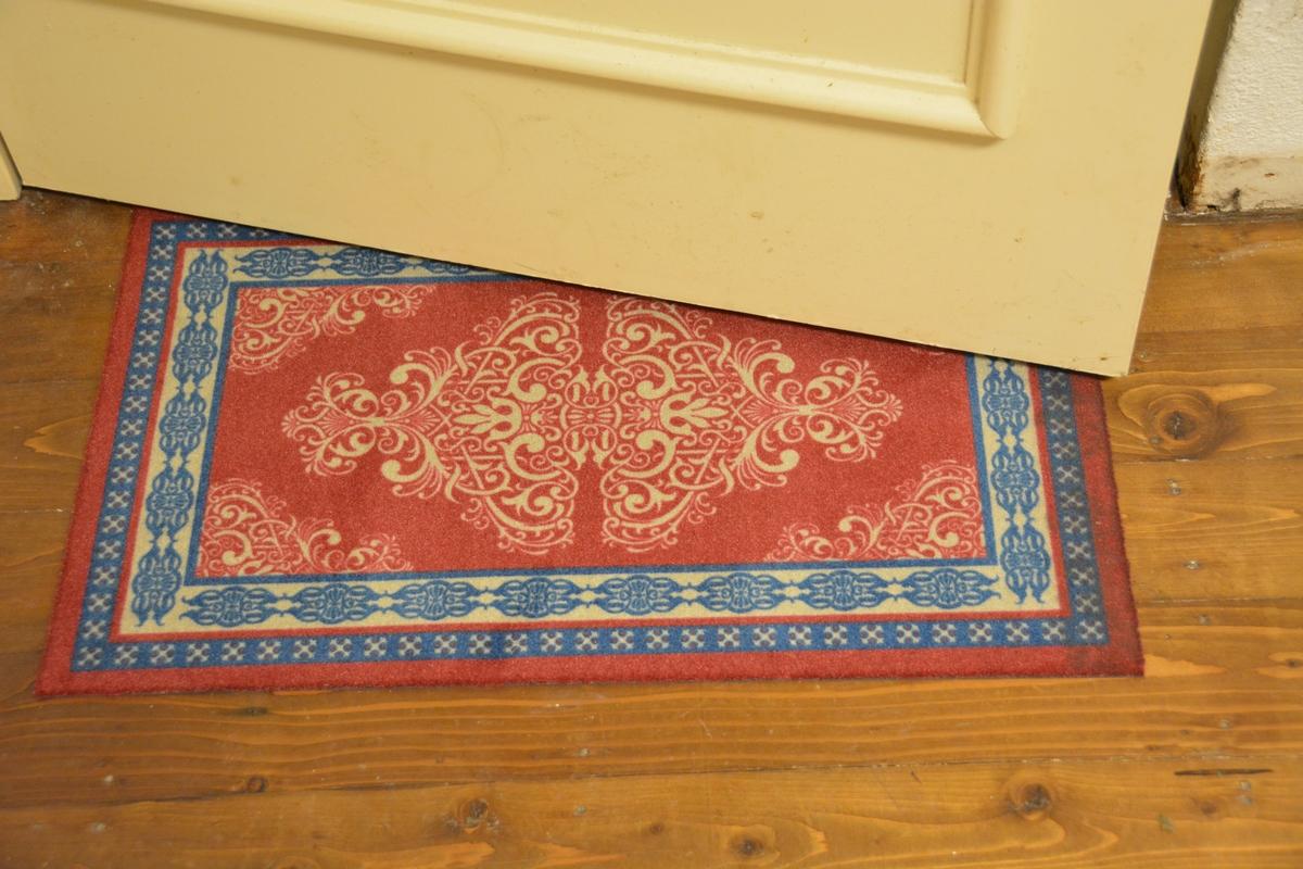 Perzsa mintás lábtörlő 75 x 45 cm