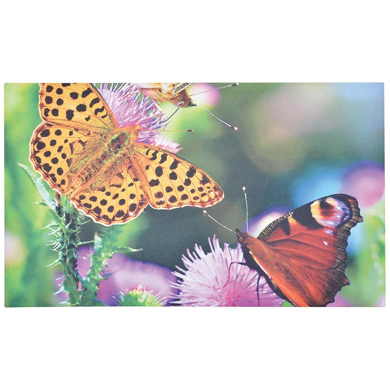 Pillangós lábtörlő - cipős szőnyeg 75 x 45 cm