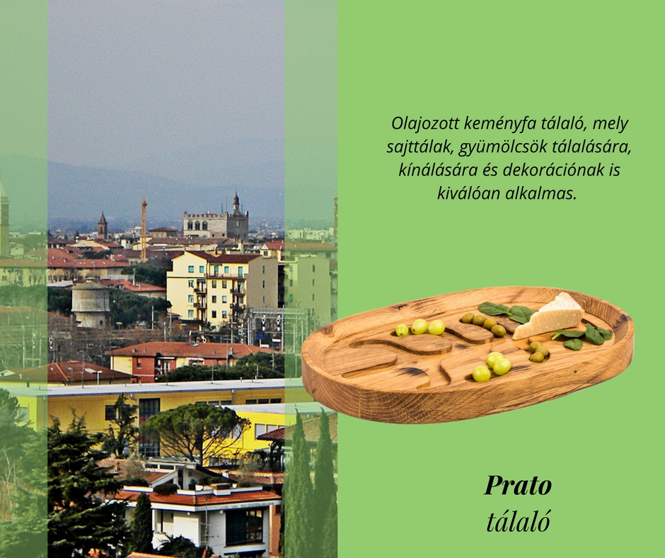 'Prato' tálaló