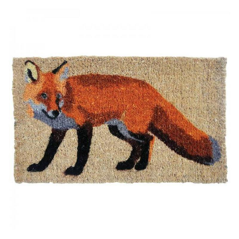 Rókás lábtörlő 75 x 45 cm