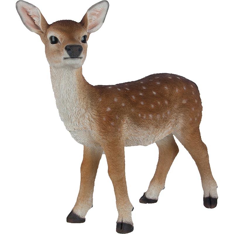 Szika szarvas, Bambi szobor, S