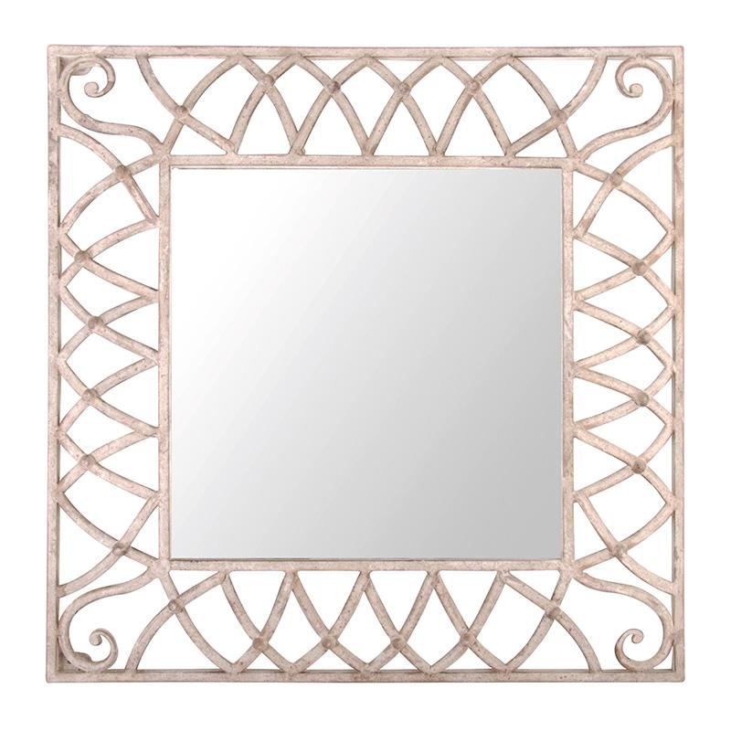 Szögletes tükör
