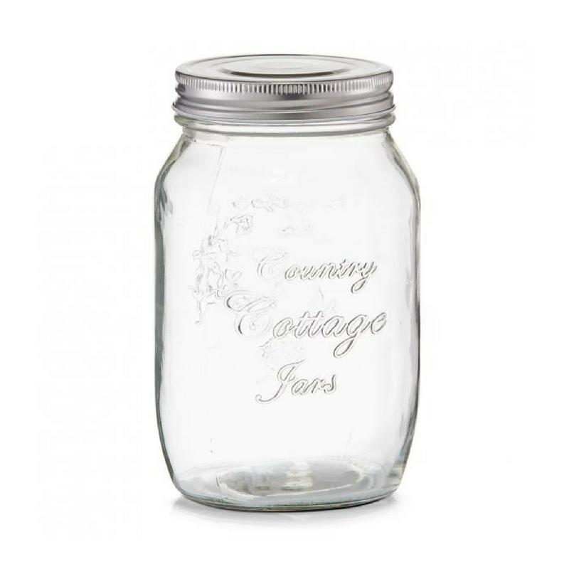 Tároló üveg 1 L