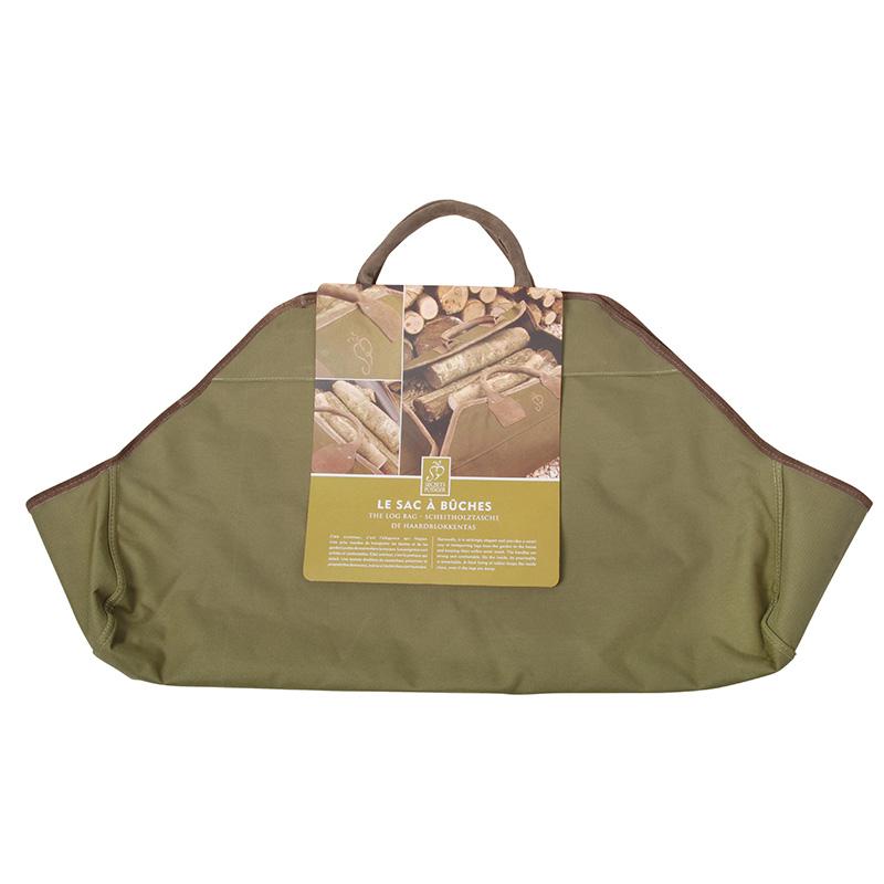 Tűzifahordó táska
