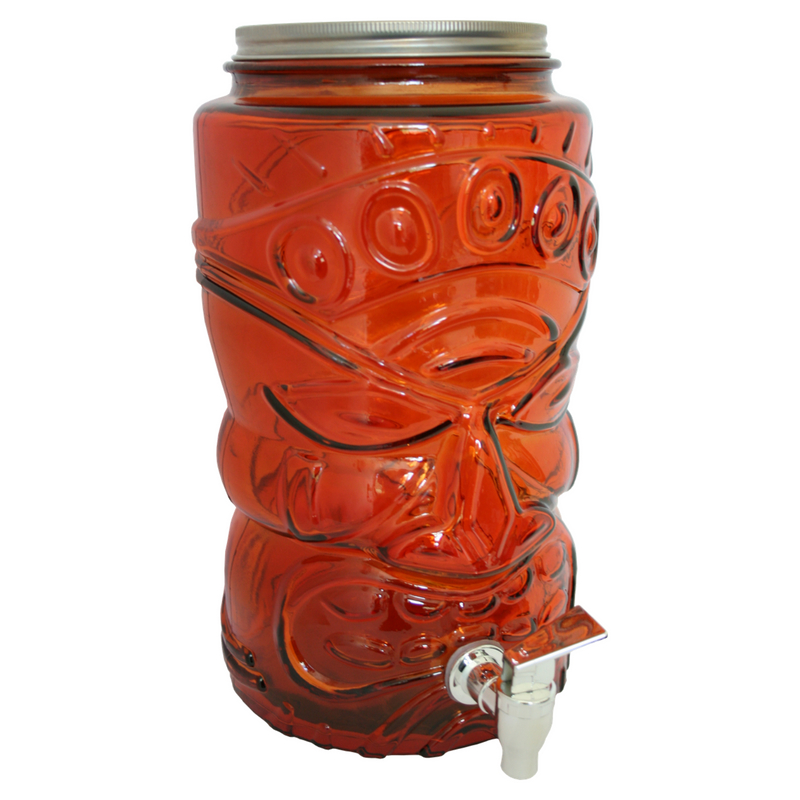 Tiki Limonádés üveg, 6 literes
