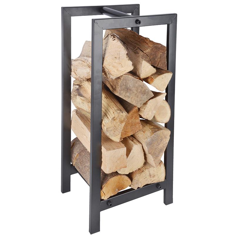 Tűzifa tároló keret