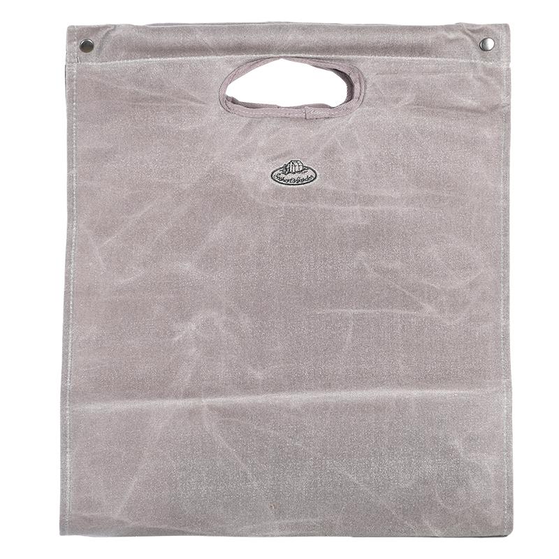 Viaszolt vászon tüzifa hordó táska