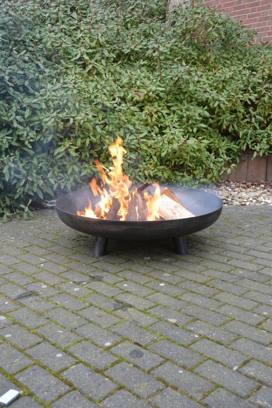 Tűzrakó tál - XL