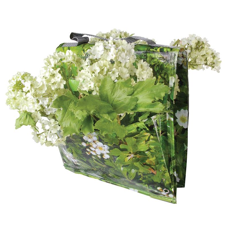 Dupla virágtartó táska