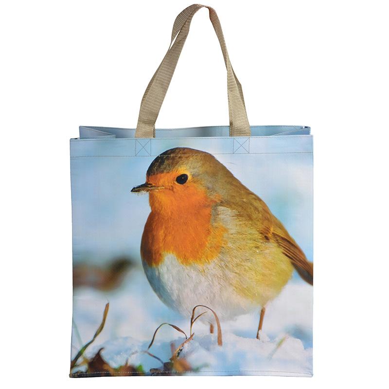 Vörösbegy bevásárló táska