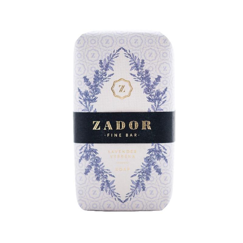 ZADOR szappan - Levendula-verbéna