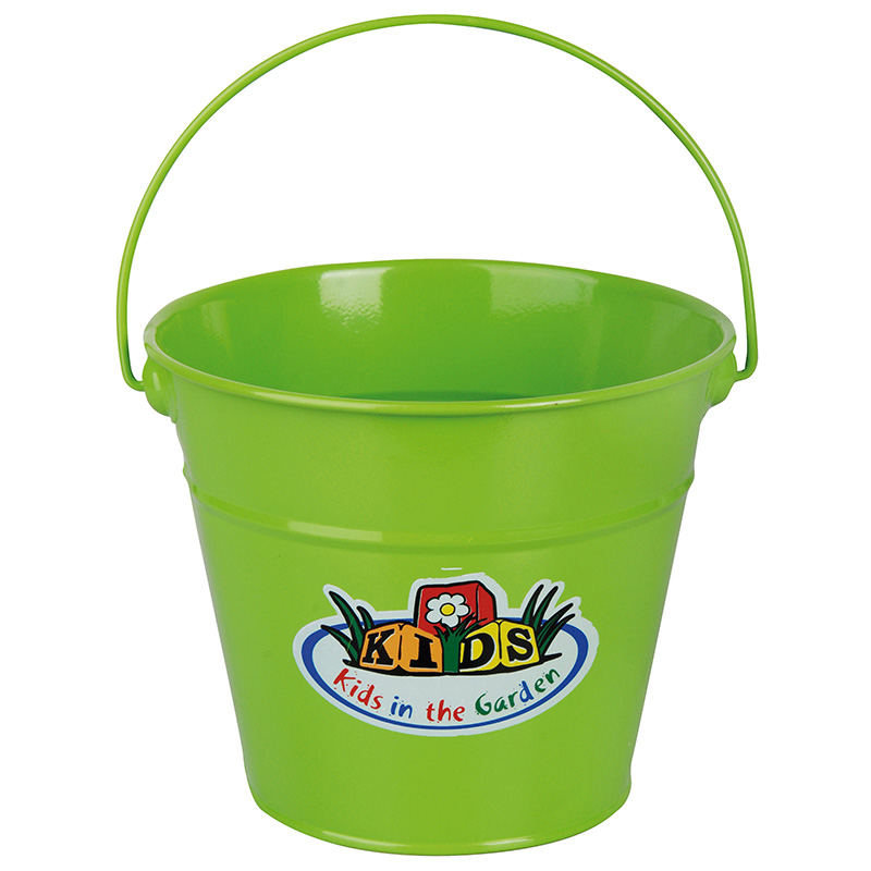 Zöld gyerek vödör