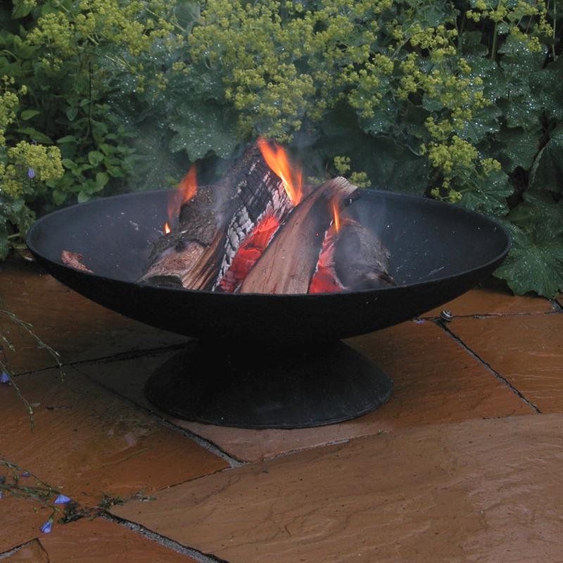 FF44 öntöttvas tűzrakó