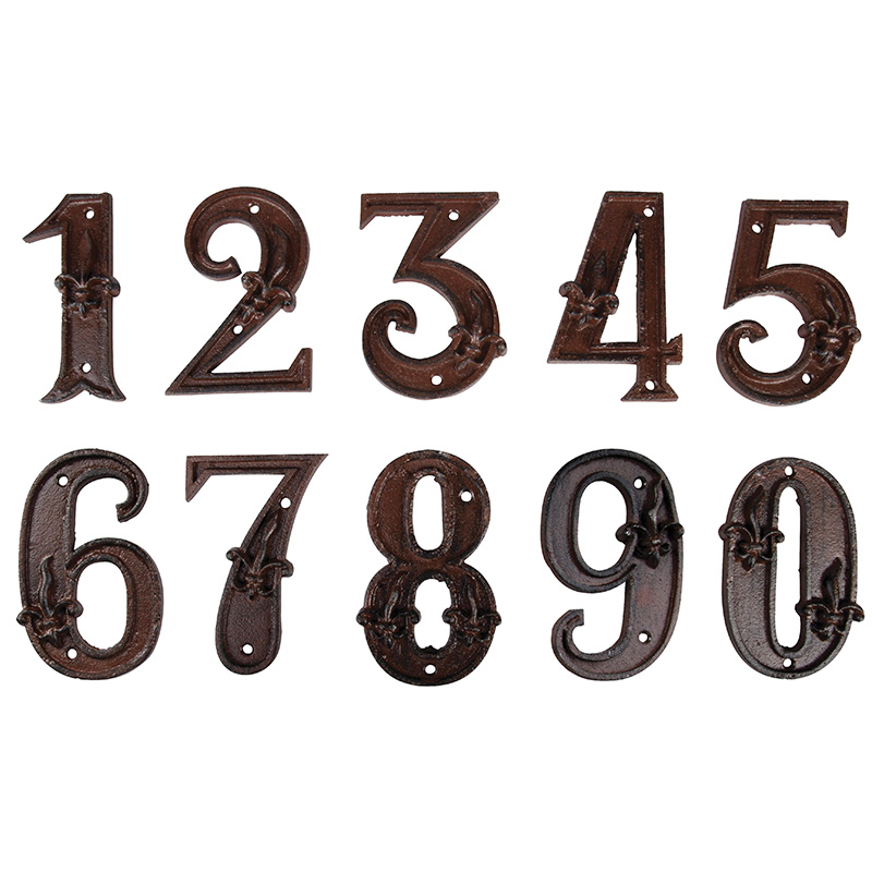 """""""A"""" betű házszámhoz"""